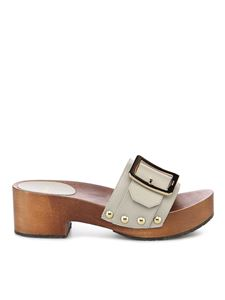Bally - Ellin clogs in grey