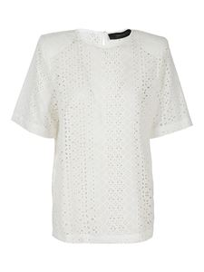 Federica Tosi - Broderie anglaise blouse