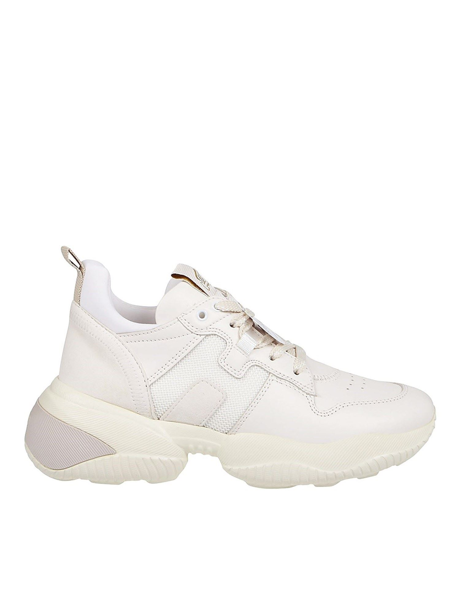 Hogan Leathers INTERACTION SNEAKERS