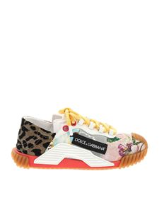 Dolce & Gabbana - NS1 multicolor sneakers