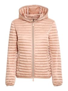 Save the duck - Alexis quilted nylon puffer jacket in pink