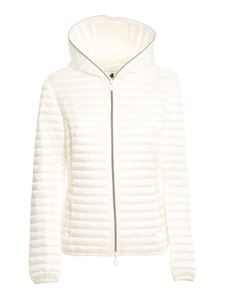 Save the duck - Alexis puffer jacket in white
