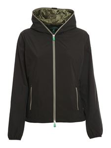Save the duck - Stella puffer jacket in black