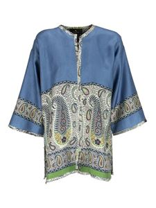 Etro - Rajasthan blouse in light blue