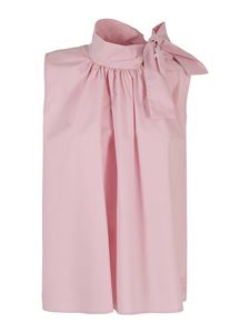 Semicouture - Laurence tank top in pink