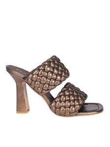 Marc Ellis - Rebecca sandals in brown