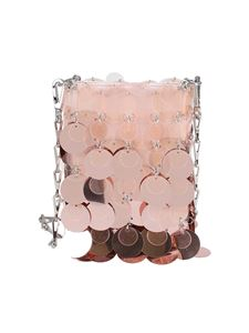Paco Rabanne - Sparkle mini bag in pink