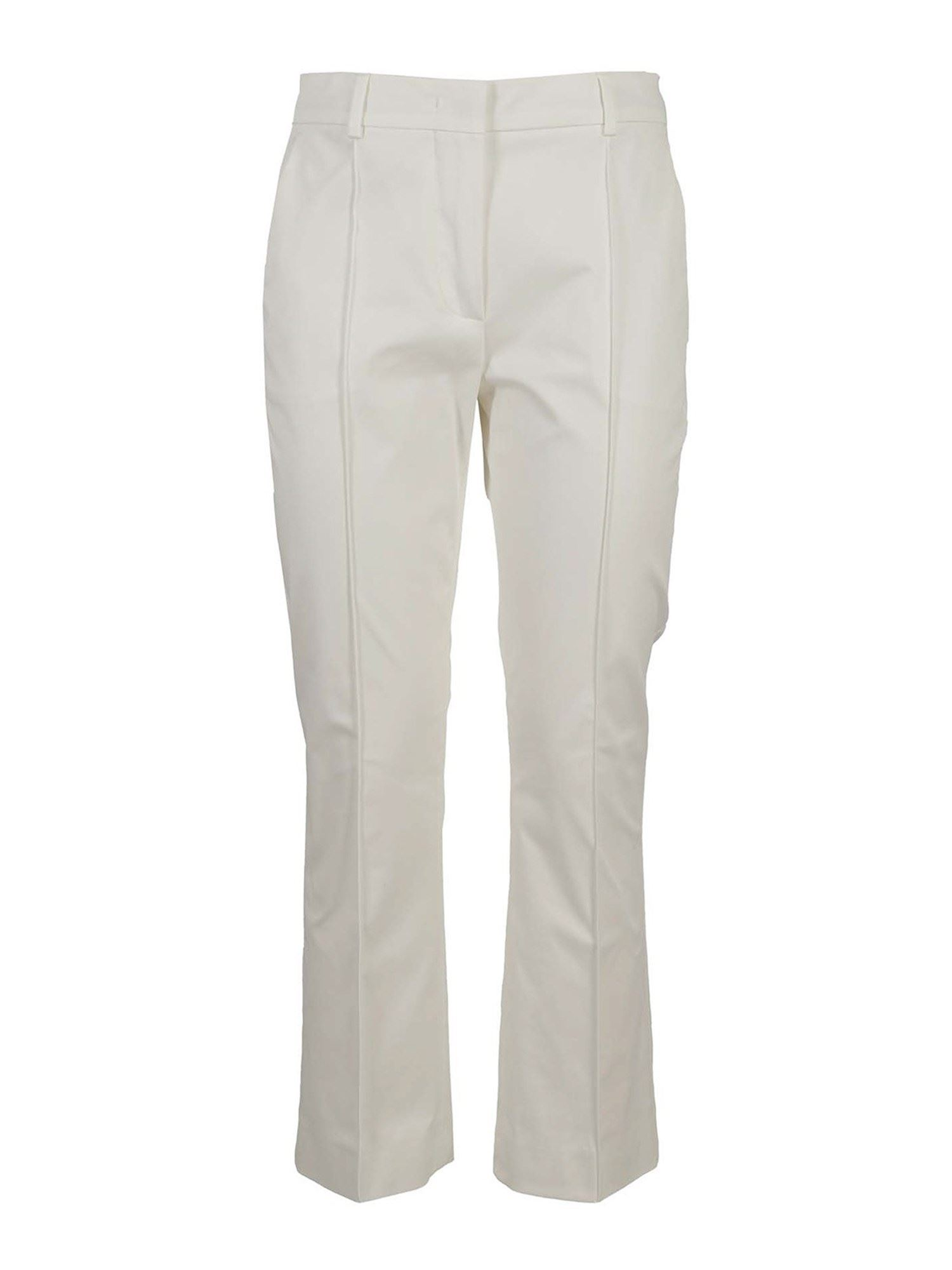 Sportmax OSANNA PANTS IN WHITE