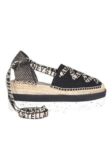 Stella McCartney - Gaia espadrilles in black