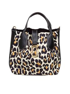Marc Jacobs  - The Leopard Reporter animalier bag