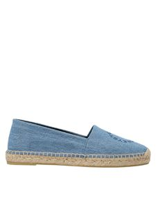 Stella McCartney - Selen espadrilles in light blue