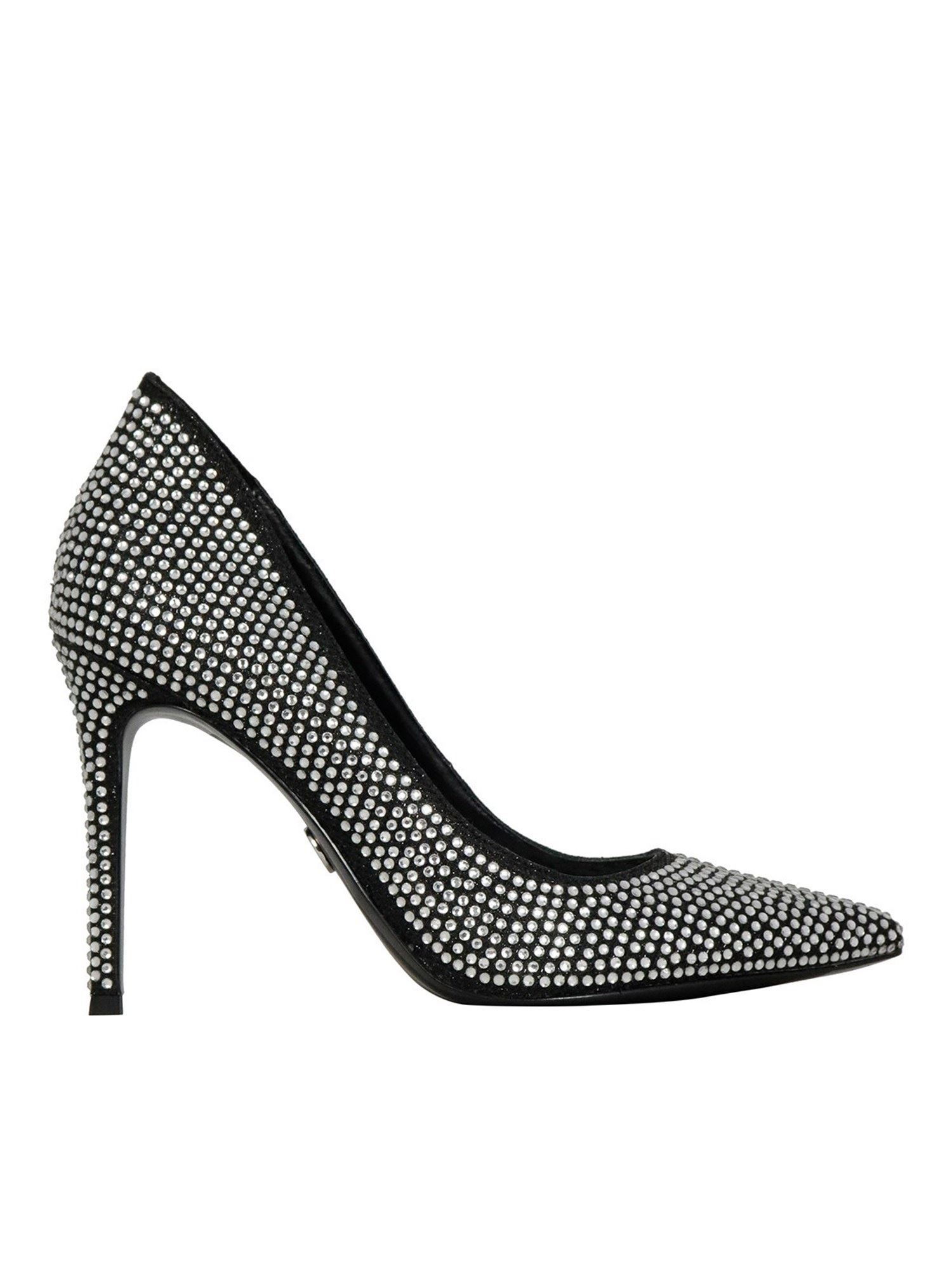 Michael Kors KEKE 100 PUMPS IN BLACK