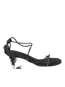 Isabel Marant - Amifa strappy sandals in black