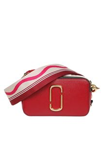 Marc Jacobs  - The Snapshot bag in New Red Multi color
