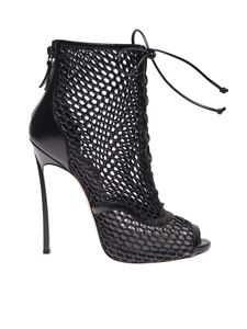 Casadei - Blade Webster ankle boots in black