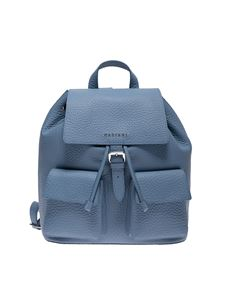 Orciani - Pockets backpack in Ortensia color
