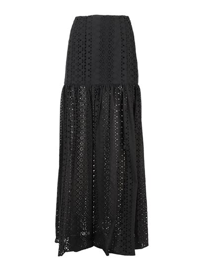 Federica Tosi - Lace skirt in black