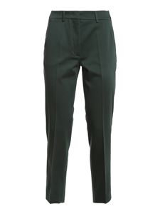 Max Mara Weekend - Gineceo trousers in green