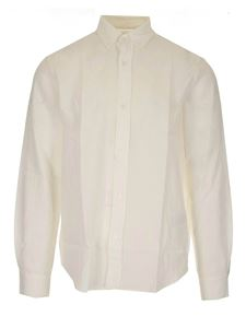 Kenzo - Tiger Crest casual shirt in white