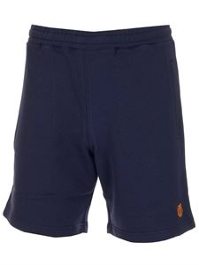 Kenzo - Tiger Crest shorts in blue