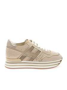 Hogan - H483 sneakers in beige