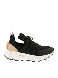 Max Mara - Raissa sneakers in black