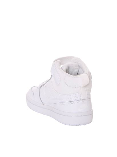 Nike - Court Borough Mid 2 sneakers in white