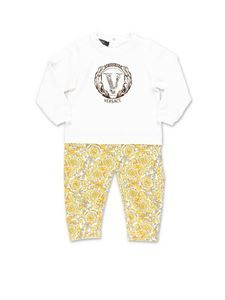 Versace Young - Set in white and gold