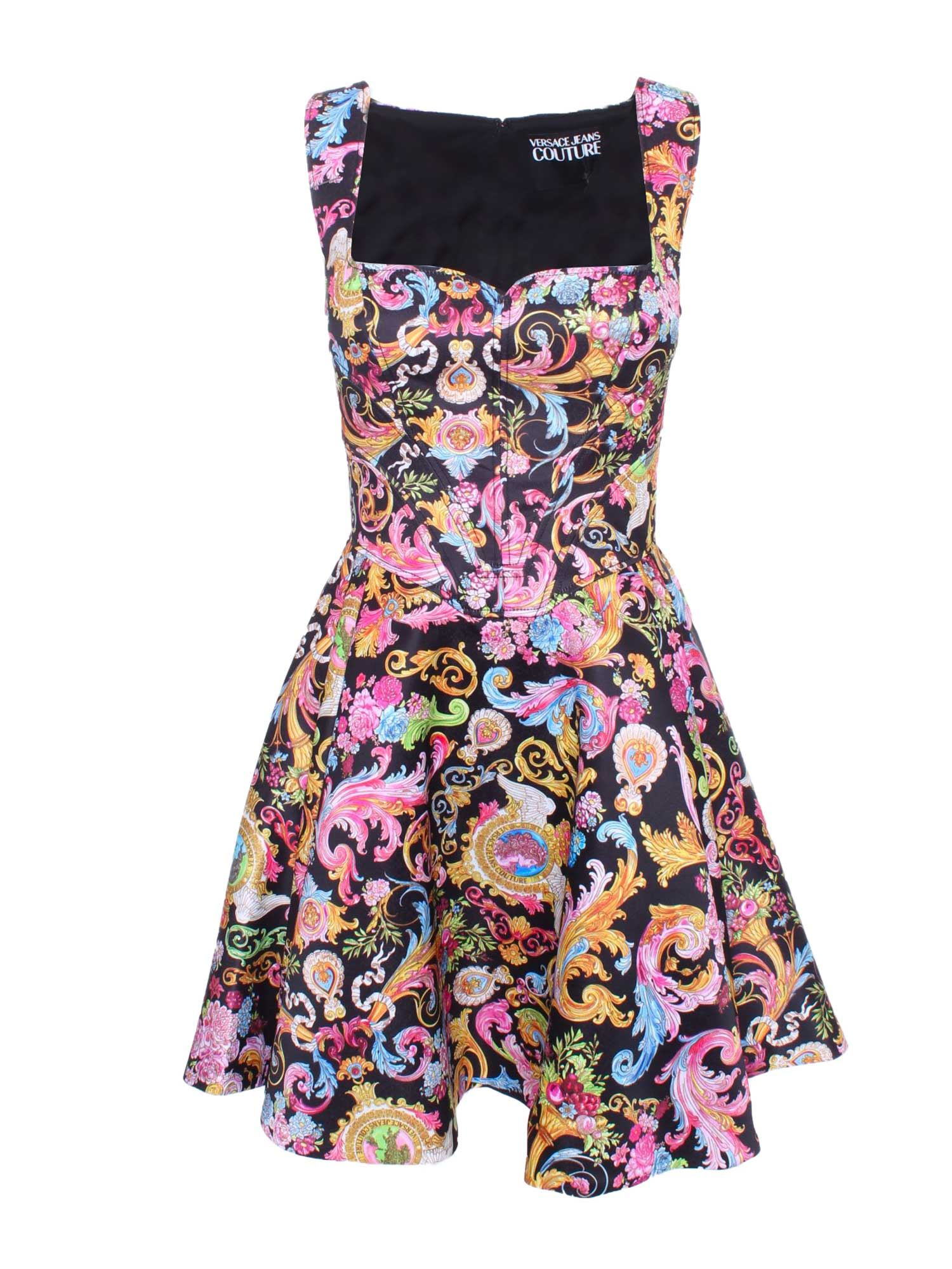 Versace Jeans Couture Dresses ROCOCO PRINTED DRESS