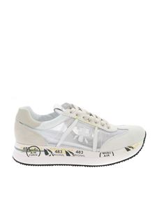 Premiata - Conny sneakers in white and transparent