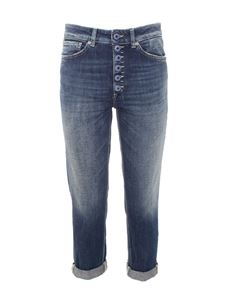 Dondup - Loose Koons jeans in blue