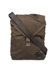 CP Company - Vintage effect nylon cross body bag