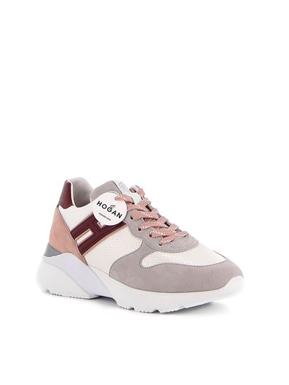 Active One sneakers in cream color