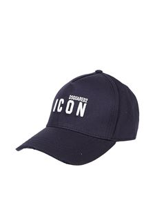 Dsquared2 - Icon baseball hat in blue