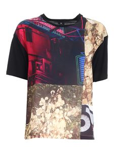 PS by Paul Smith - Printed T-shirt in black