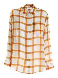 PS by Paul Smith - Checked shirt in beige