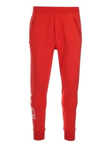 Dsquared2 - Track pants in red