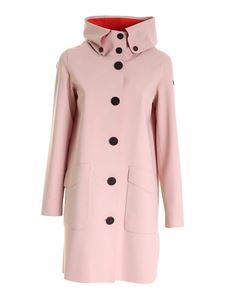 RRD Roberto Ricci Designs - Hooded parka in pink