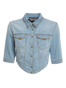Versace Jeans Couture - Denim jacket in blue