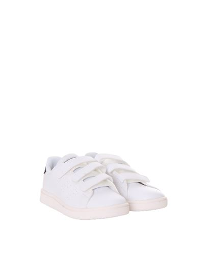 Adidas - Advantage sneakers in white