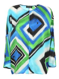 Gianluca Capannolo - Judy multicolor blouse
