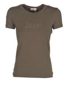 Herno - Cotton T-shirt in green