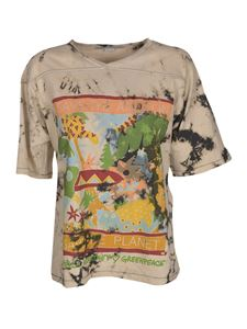 Stella McCartney - Rainforest t-shirt in beige