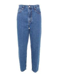 Levi's - High Loose Taper jeans in blue