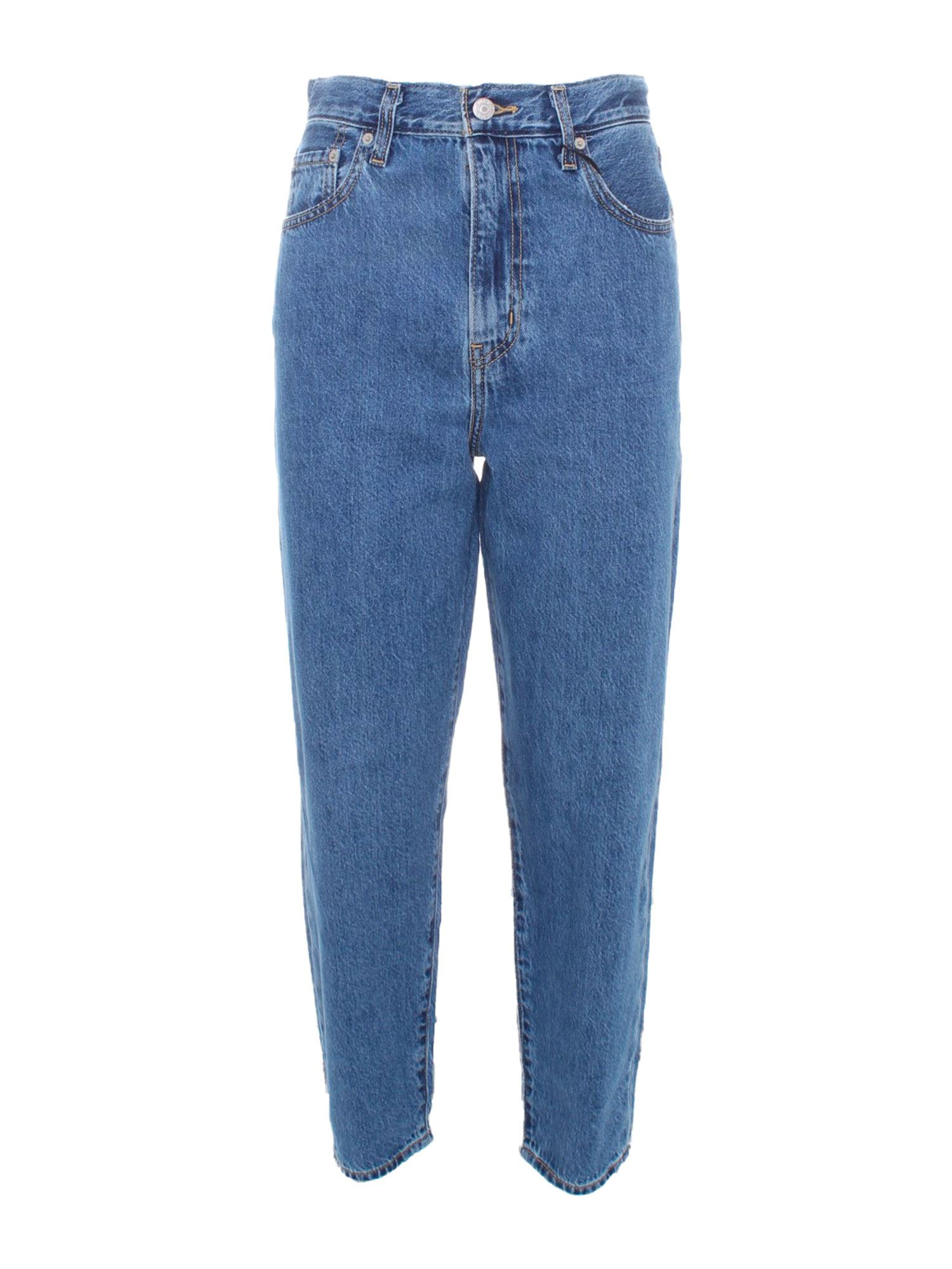 Levi's LEVI'S HIGH LOOSE TAPER JEANS IN BLUE