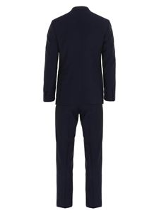 Brioni - Classic single-breasted suit in blue