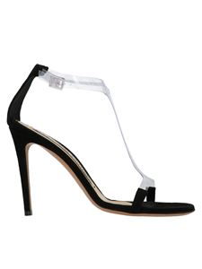 Alexandre Vauthier - Naomi sandals in black