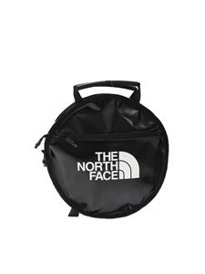 The North Face - Base Camp round backpack in black