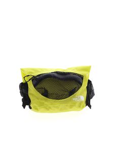 The North Face - Marsupio Waterproof Lumbar nero e verde