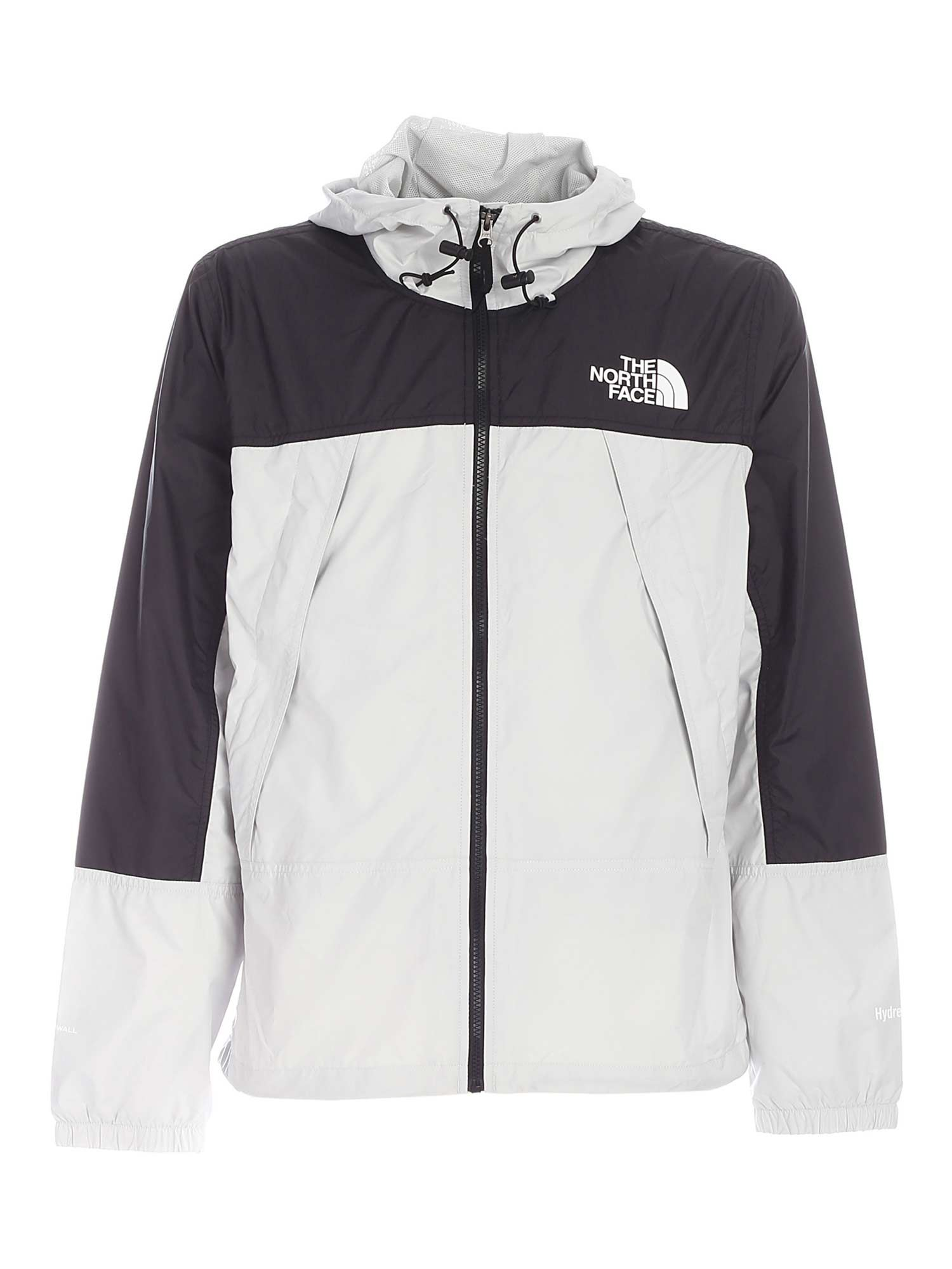The North Face Linings HYDREN WING JACKET IN LIGHT GREY